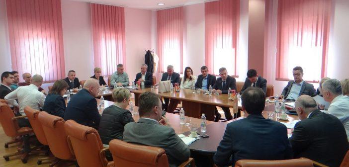 Održana 24. sjednica Predsjedništva HNS BiH