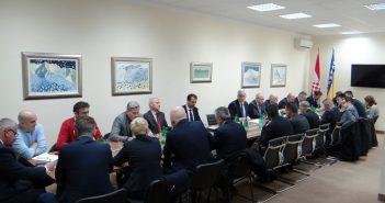 Održana 30. sjednica Predsjedništva