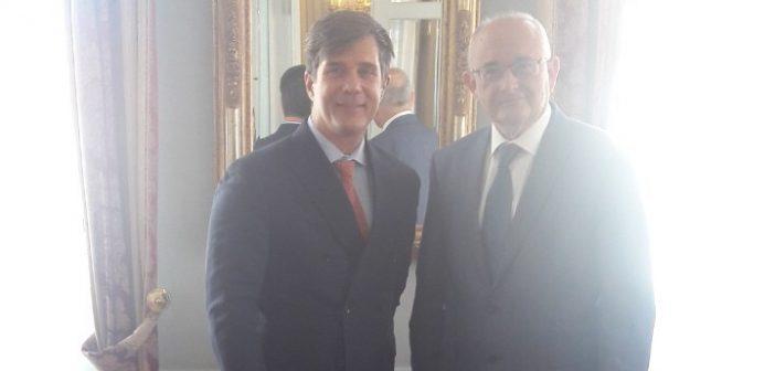 Dr. Ljubić primio u posjetu veleposlanika SAD-a Erica Nelsona
