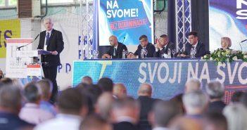 Dr. Čović: Potpuna jednakopravnost tri konstitutivna naroda i legitimno predstavljanje neće se moći izbjeći i ignorirati kroz izmjene Izbornog zakona