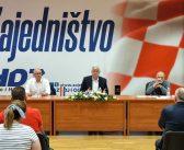 Predsjedništvo i Glavno vijeće HNS-a održalo zajedničku sjednicu