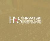Najava 7. sjednice Predsjedništva HNS