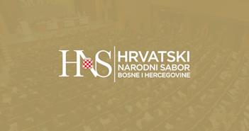 Letter by the Croatian National Assembly on the statement delivered by Mr. Željko Komšić